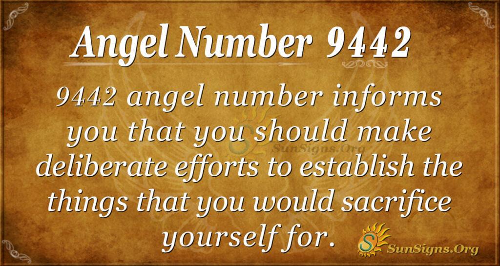 9442 angel number