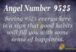 9525 angel number