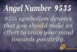 9535 angel number