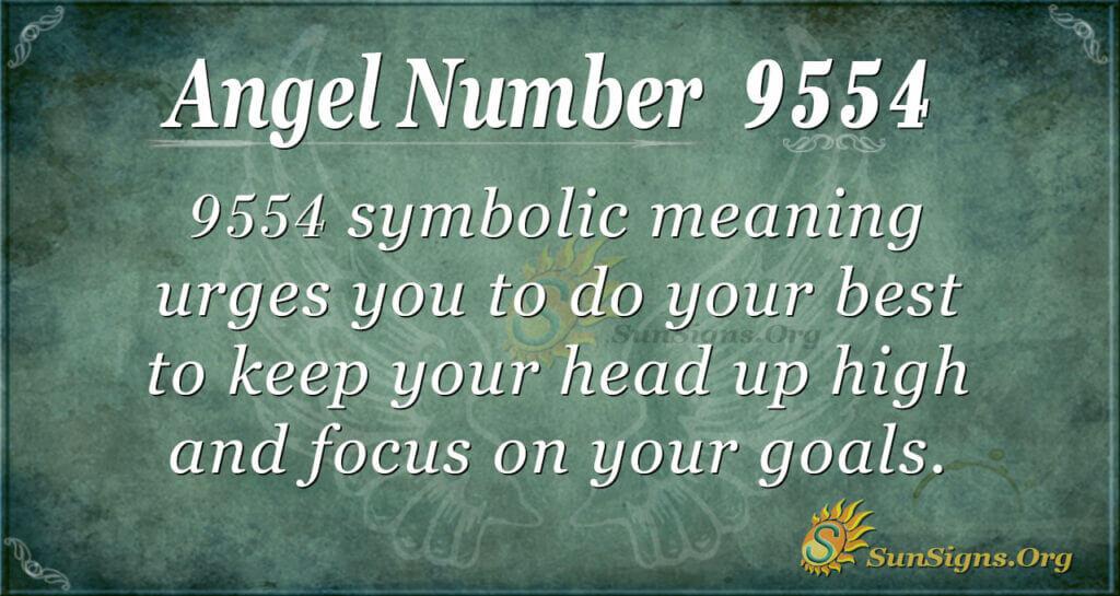 9554 angel number