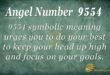 9554 angel number