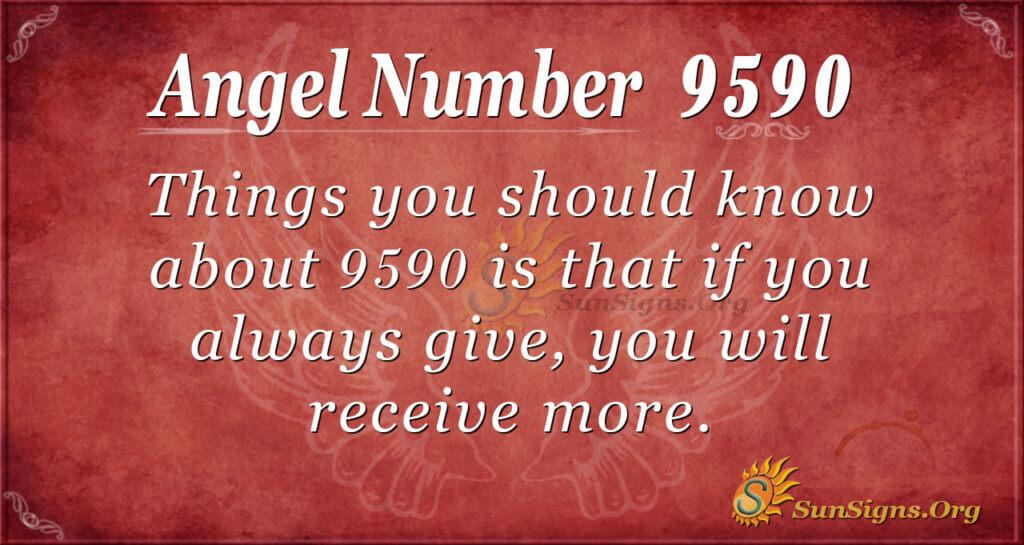 9590 angel number