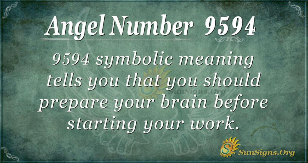9594 angel number