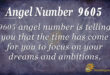 9605 angel number