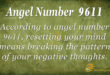 9611 angel number