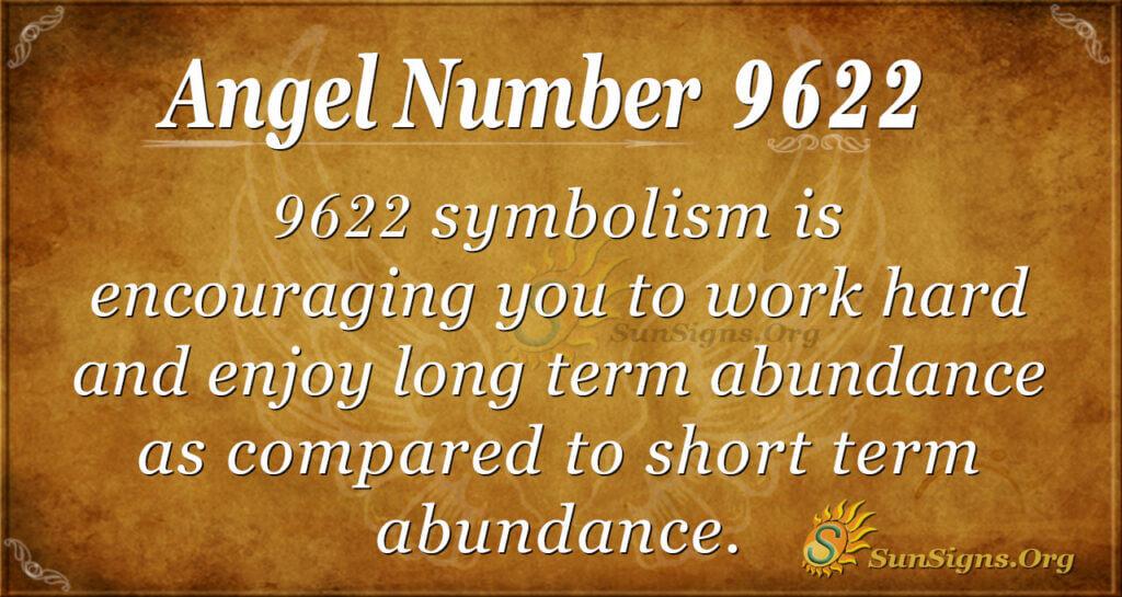 9622 angel number