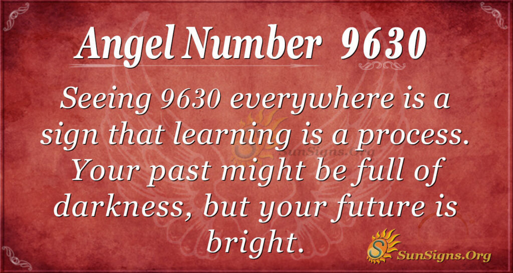 9630 angel number
