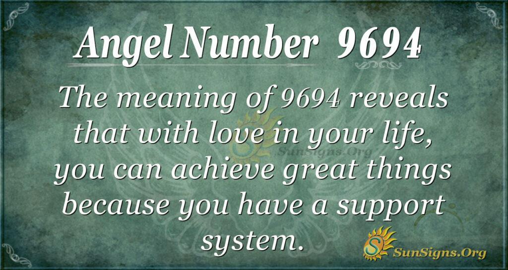 9694 angel number