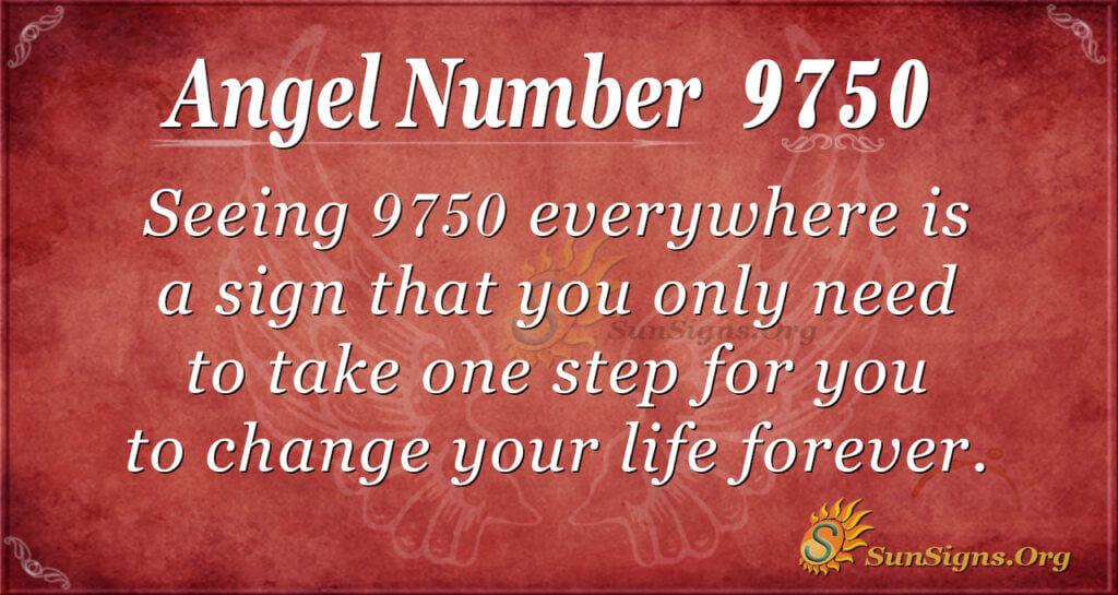 9750 angel number