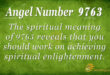 9763 angel number