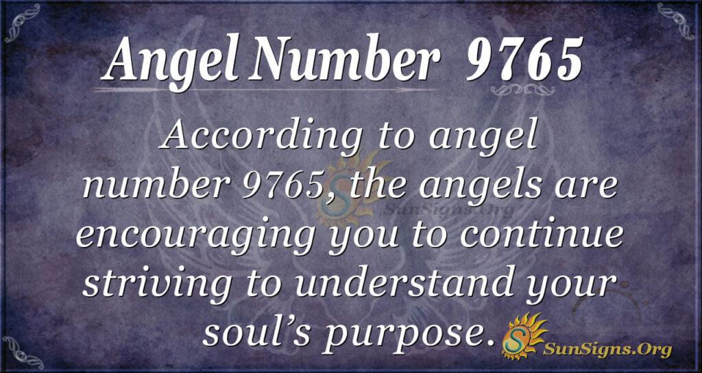 9765 angel number