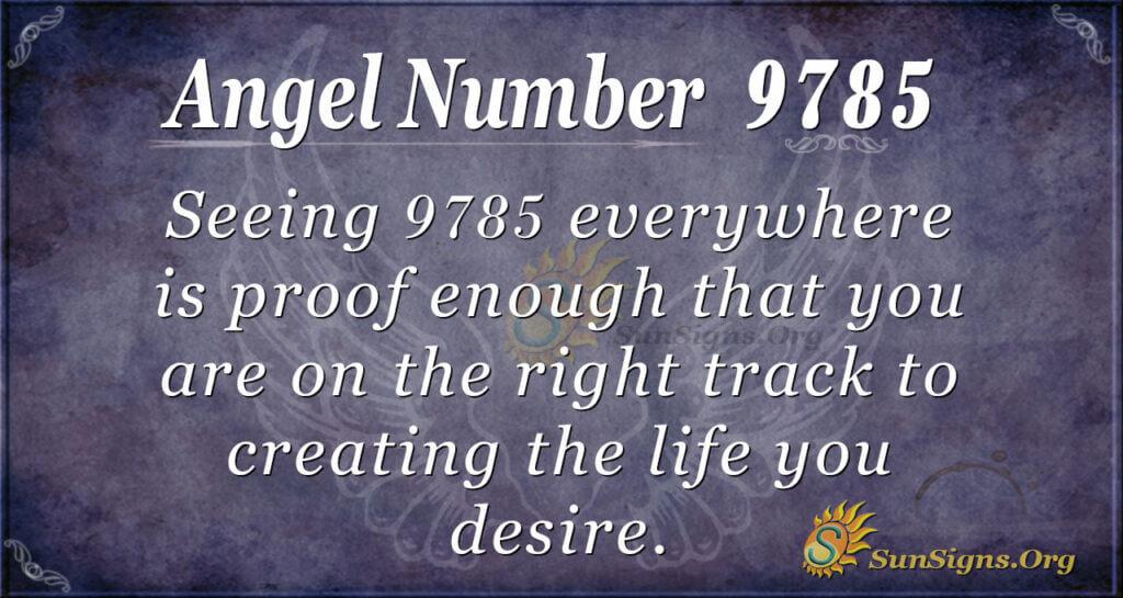 9785 angel number
