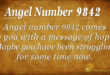 9842 angel number