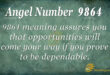 9864 angel number