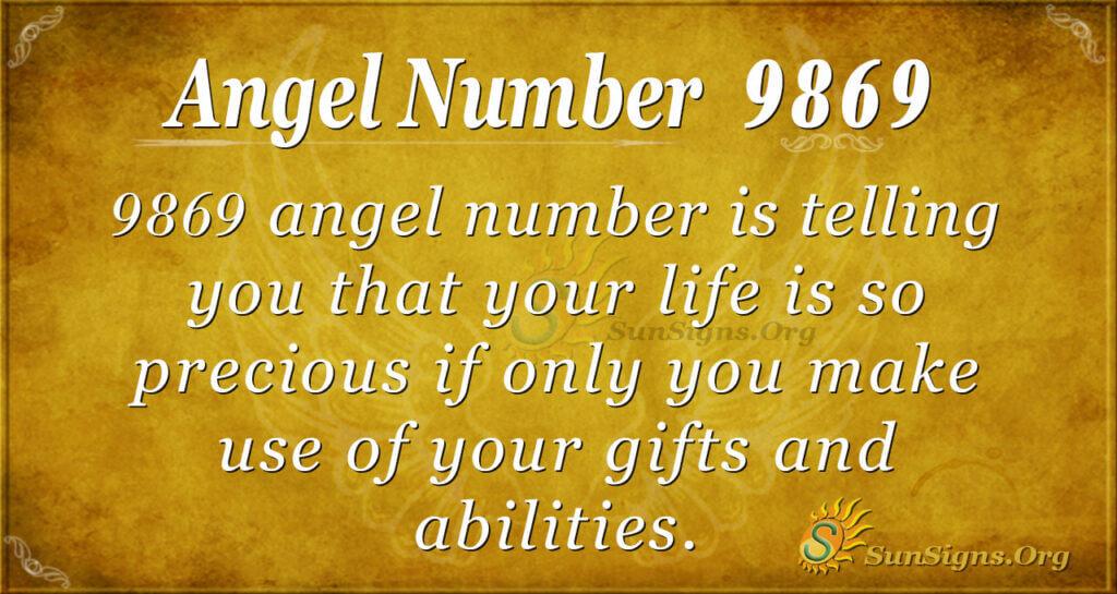 9869 angel number