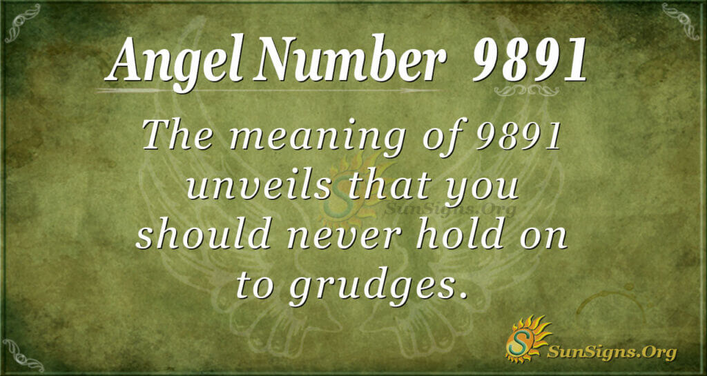 9891 angel number