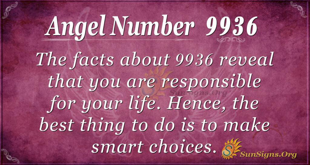 9936 angel number
