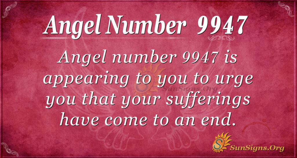9947 angel number