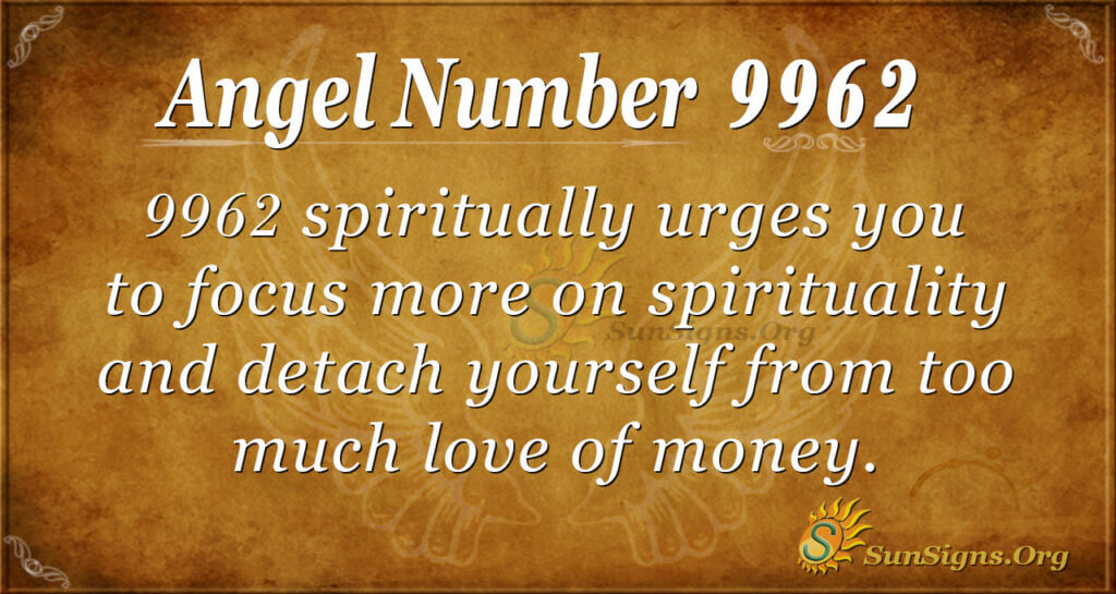 9962 angel number