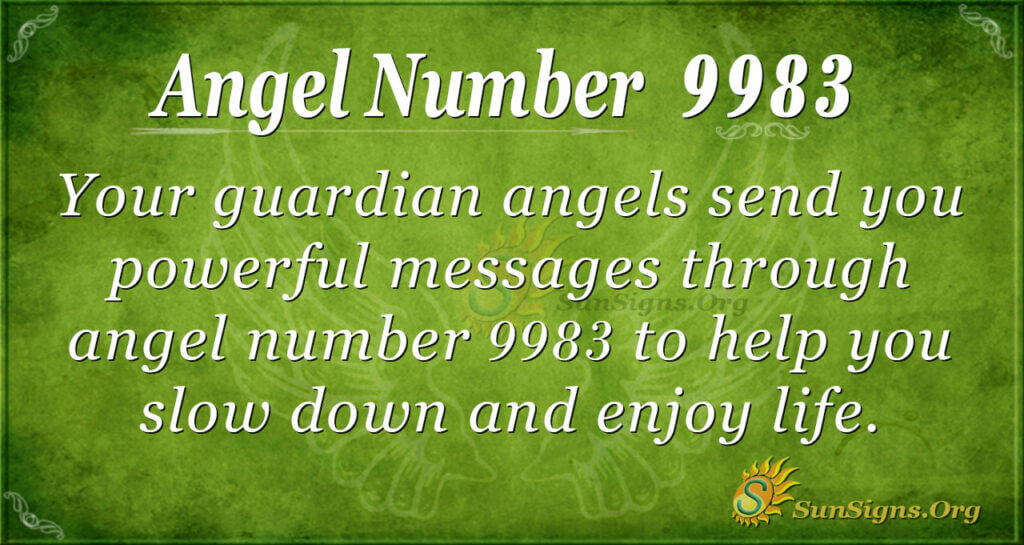 9983 angel number