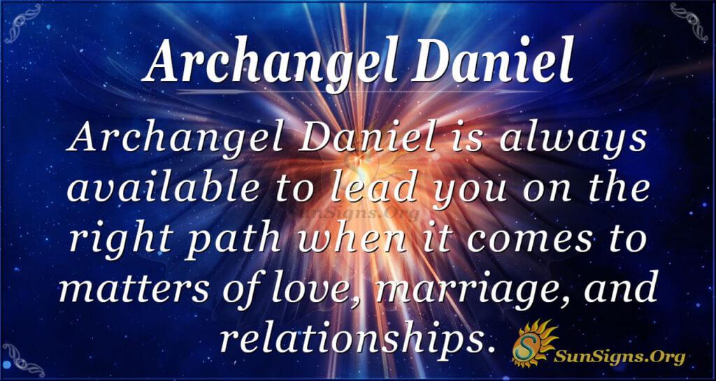 Archangel Daniel