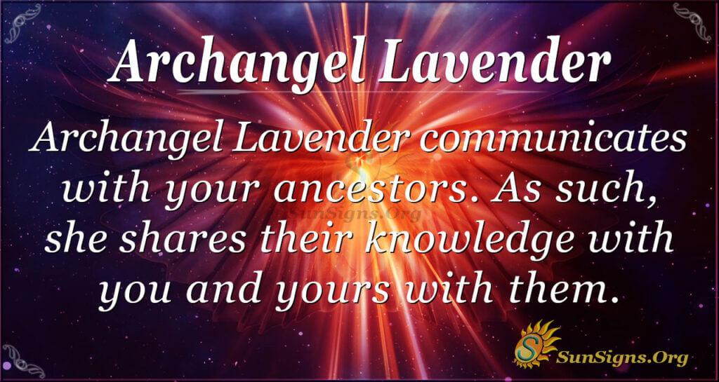 Archangel Lavender