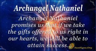 archangel nathaniel