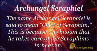 archangel seraphiel