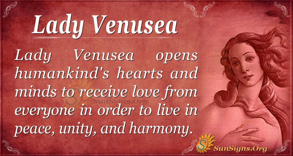 Lady Venusea