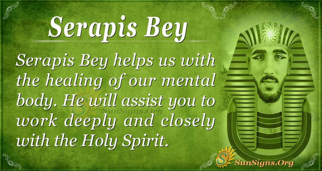 Serapis Bey