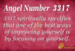 3317 angel number