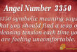 3350 angel number