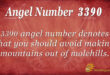 3390 angel number