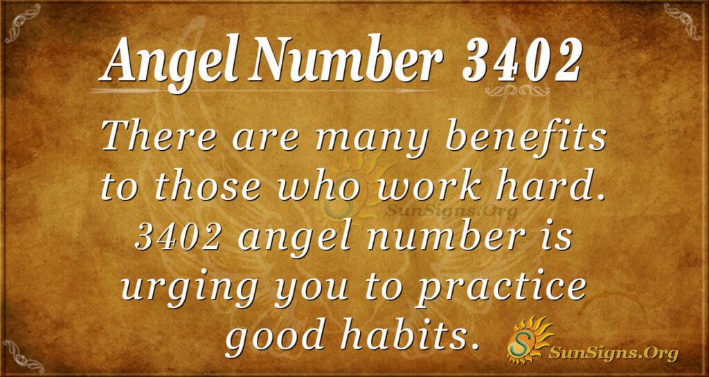 3402 angel number