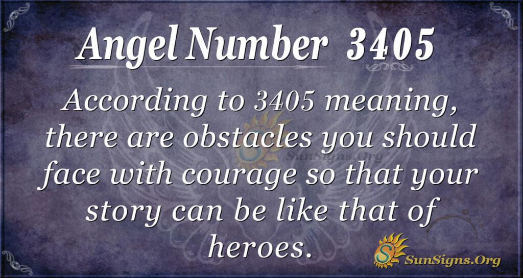 3405 angel number