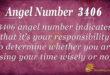 3406 angel number