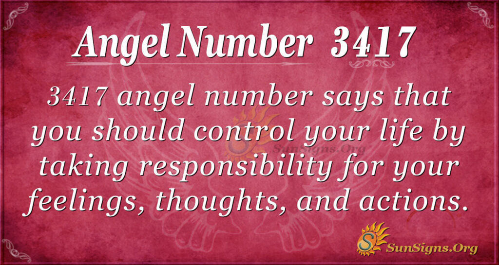 3417 angel number