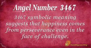 3467 angel number