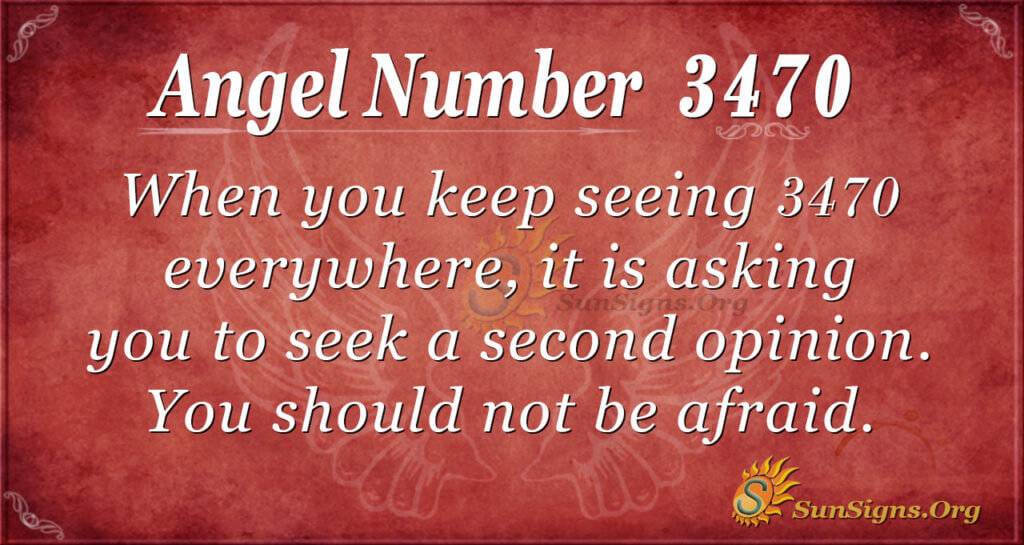 3470 angel number