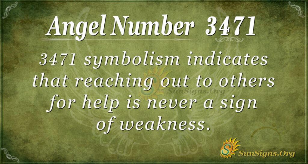 3471 angel number