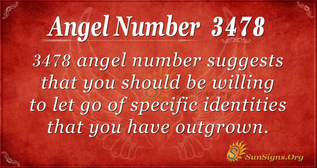 3478 angel number
