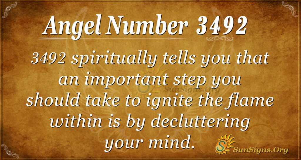 3492 angel number