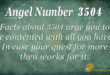 3504 angel number