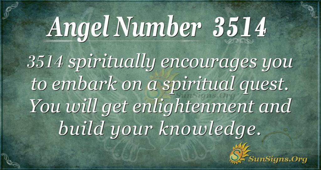 3514 angel number