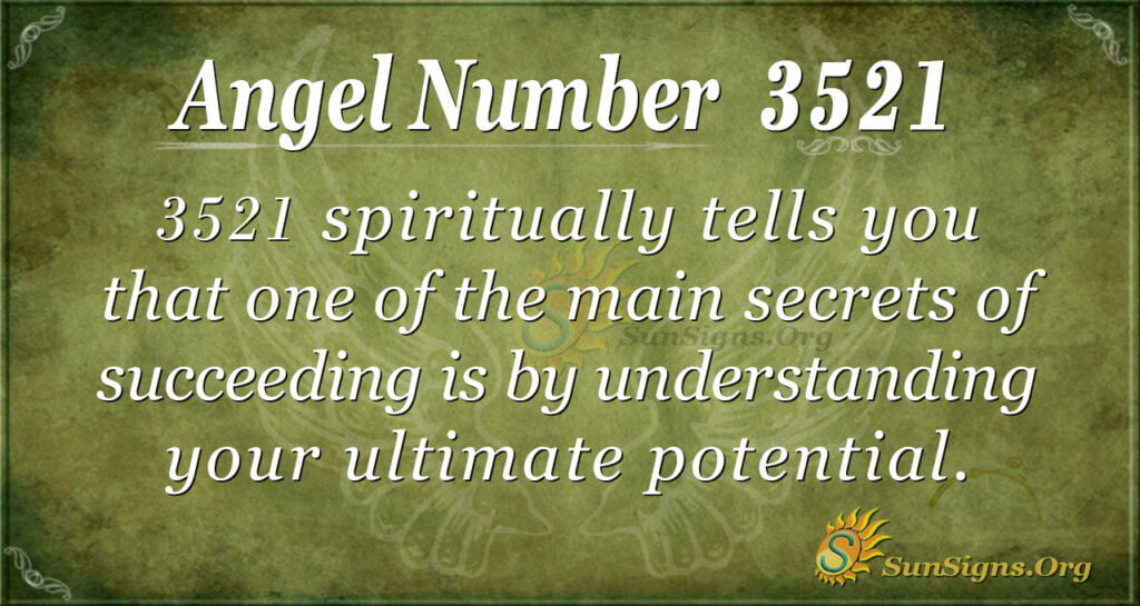 3521 angel number