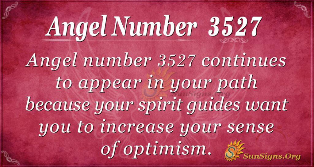 3527 angel number