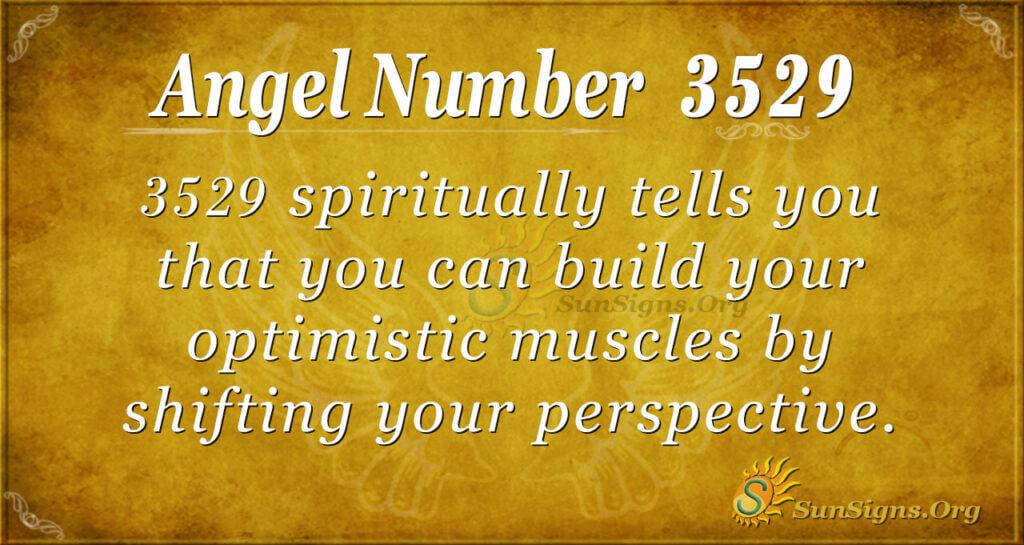 3529 angel number