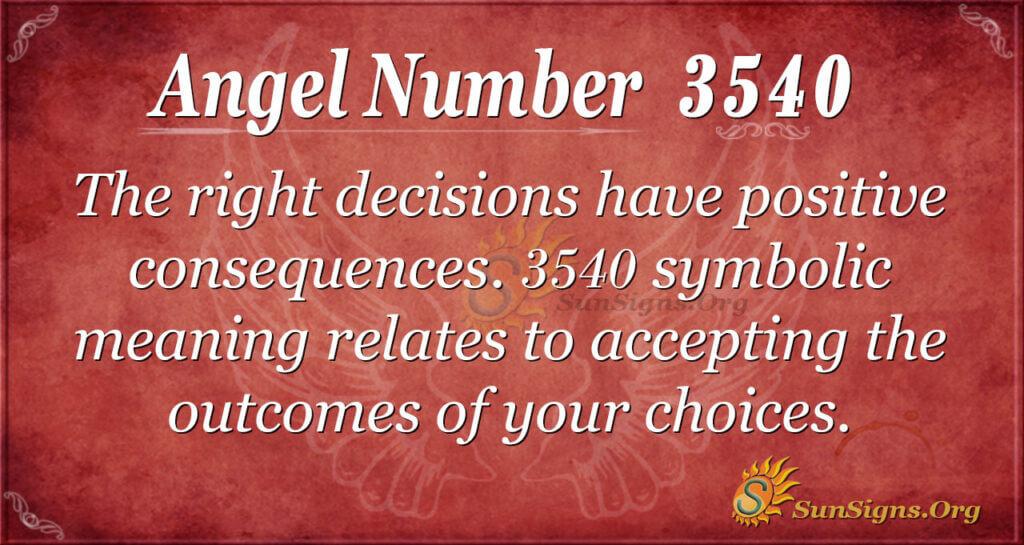 3540 angel number