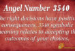 3540 angel number