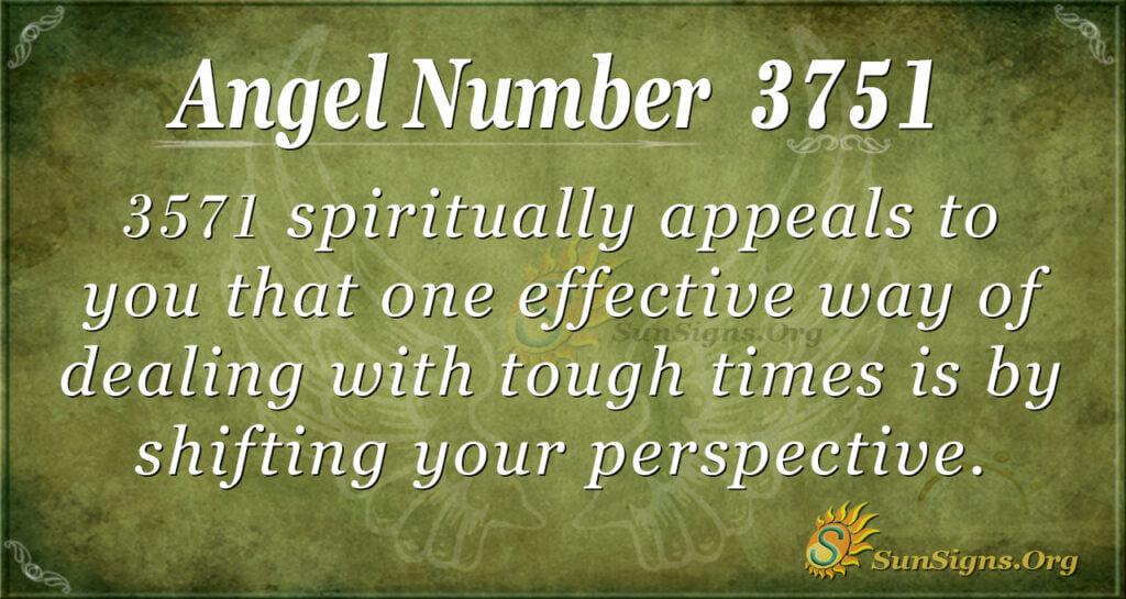3571 angel number